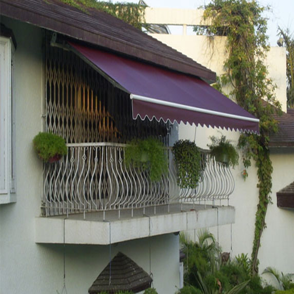 Awnings manufacturers in faridabad ncr carpet flooring for Balcony canopy